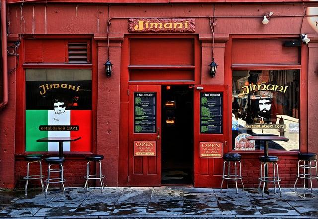 Jimani Lounge