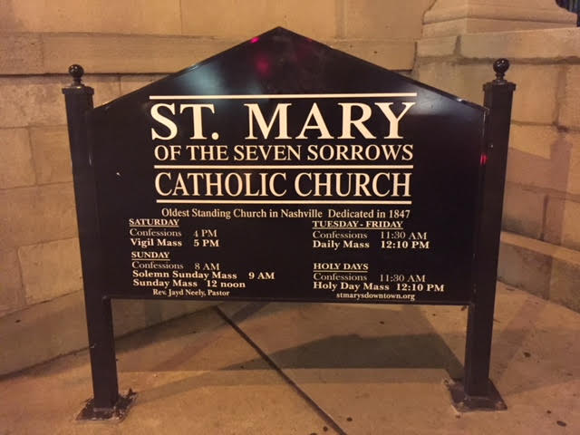St. Mary of the Seven Sorrows