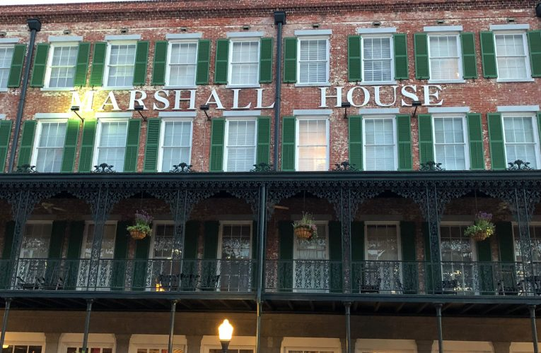 The Marshall House (Savannah)