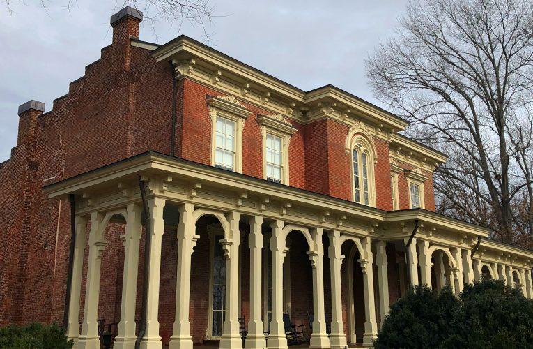 The Oaklands Mansion