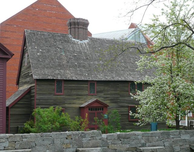 The Samuel Pickman House