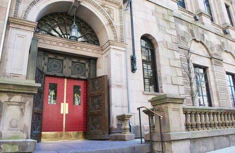 The Boston Athenæum