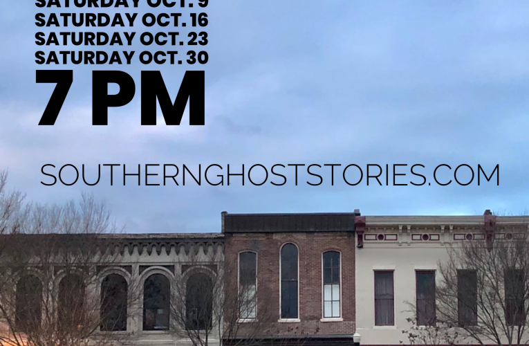 Southern Ghost Stories Announces Ghosts of Gallatin Haunted Tour!