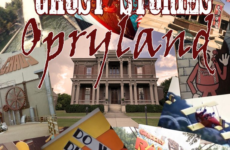 Southern Ghost Stories: Opryland Available Now!